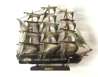 Model of the Frigata Espanola Ship