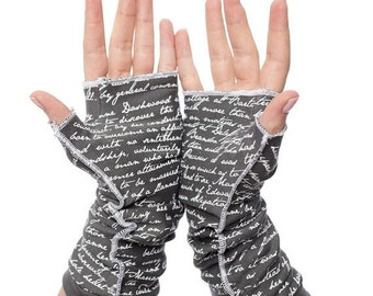 ON SALE: Sense and Sensibility Writing Gloves