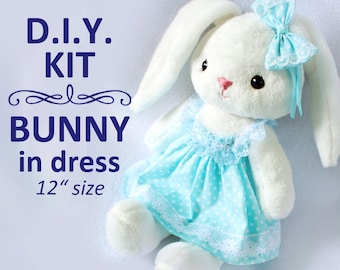 DIY pattern KIT Bunny
