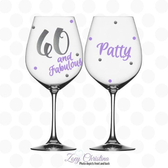 60 And Fabulous 60th Birthday Gifts For Women 60th