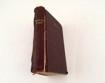 Hymn-Book of the Evangelical Association, Lauer & Yost, 1887