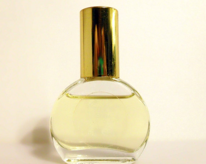 Vintage 1990s Laila by Geir Ness 0.50 oz Pure Parfum Mini Miniature PERFUME