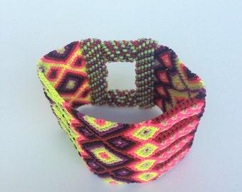 Magnetic Friendship Bracelet Large Fair Trade (014LB)