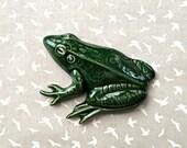 Green Frog - Ceramic Tile - Mosaic Supply -