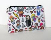 Potter Kids - Makeup Bag or Pouch