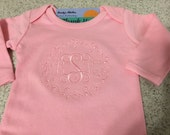 New Baby Gown Monogrammed