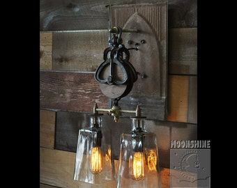 The Southwestern, Pulley Wall Sconce
