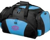 Monogram Gym Bag, Gym Bag, Sports Mom Bag, Personalized, Monogrammed, Sports Bag, Monogrammed Duffle Bag, Custom Duffle Bag, Monogrammed Bag
