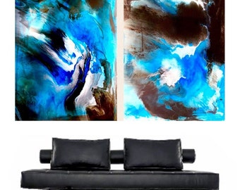 HUGE Abstract Painting Wall Art, LARGe ABSTRACT PAINTING, Wall Art, Large Abstract Art, Original Modern Art on Canvas Large artwork