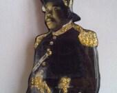 Honorable Marcus Garvey Badge
