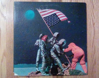 Rare Vintage 1970 Canned Heat Future Blues Vinyl Record Album Progressive Rock Psychedelic Gate-fold