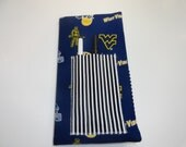 West Virginia Mountaineers Waitress/Server Book Cover