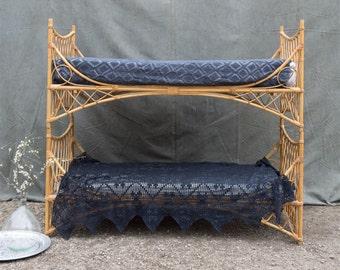 Bamboo Bunk Beds