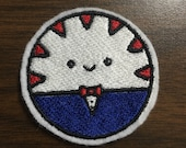 Peppermint Butler - Iron on Adventure Time Patch