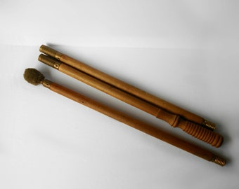 Antique Rifle Barrel Cleaner Cleaning Rod