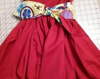 Asian Butterfly Dress