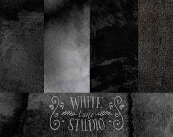 Dark Grunge Fine Art Texture Collection, Photoshop Textures