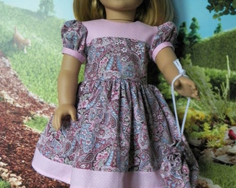 American Girl Doll Dress and Purse