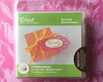 Spring Fling Cricut cartridge--NEW!!