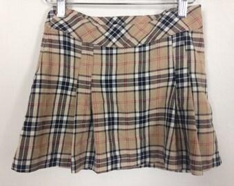 designer pattern skirt size XS/S