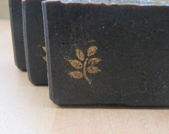FLAS SALE Pine Tar soap, Aloe Vera soap, Eczema soap, Clearing skin soap, Psoriasis skin soap