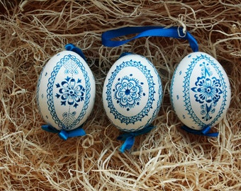 Hand Made Easter Eggs from the Czech Republic - Kraslice Pysanky