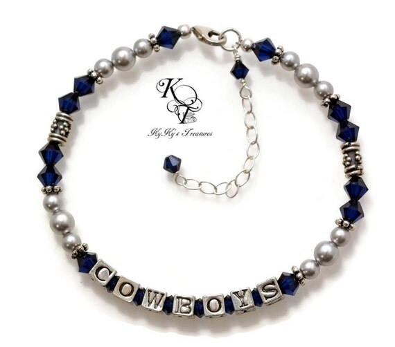 dallas cowboys charm bracelet dallas cowboys bracelet dallas cowboys dallas by 8250