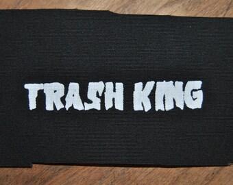 Trash King Patch
