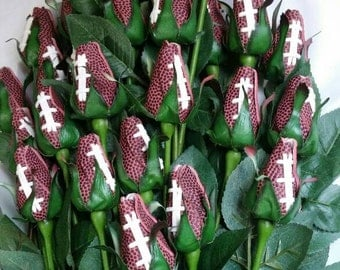 Football Rose Sport Bud