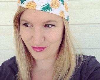 Pineapple Headwrap