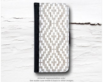 iPhone 6S Case Wallet, iPhone 6 Wallet Case Wood Print, iPhone 6s Case Native, Tribal iPhone 6 Wallet Case, iPhone 6S Flip Wallet Case I24