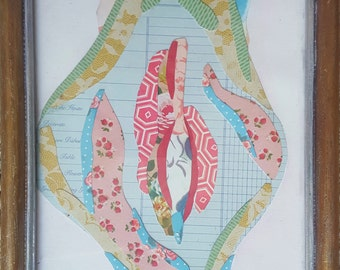Vagina Collage 1