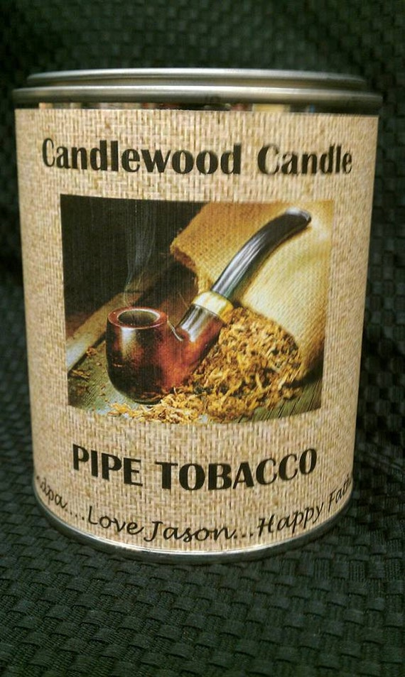 PIPE TOBACCO -  PERSONALIZED Gift, Gift for Man, Custom Gift, Send your message, Free Shipping in United States