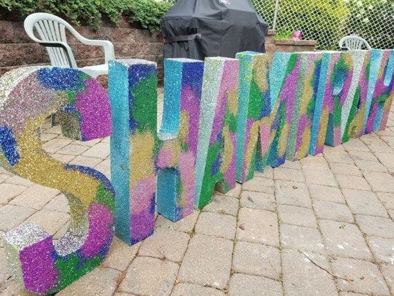 Big foam letters-foam letters - 108.8KB