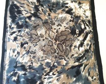 Exotically Printed Scarf