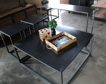Steel Credenza/ console