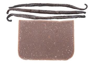 Vanilla Soap, Vanilla Essential Oil Soap, Vegan Soap Homemade, Cold Process Soap, Olive Oil Soap, Organic Soap Bar, Soap Sale, Handmade Soap