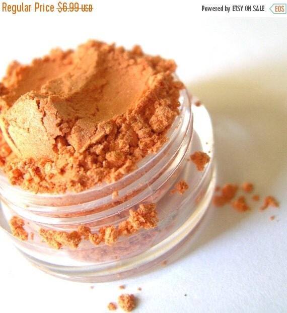 60% OFF - ICED PAPAYA Eyeshadow Mineral Makeup Eye Color Natural Vegan Minerals