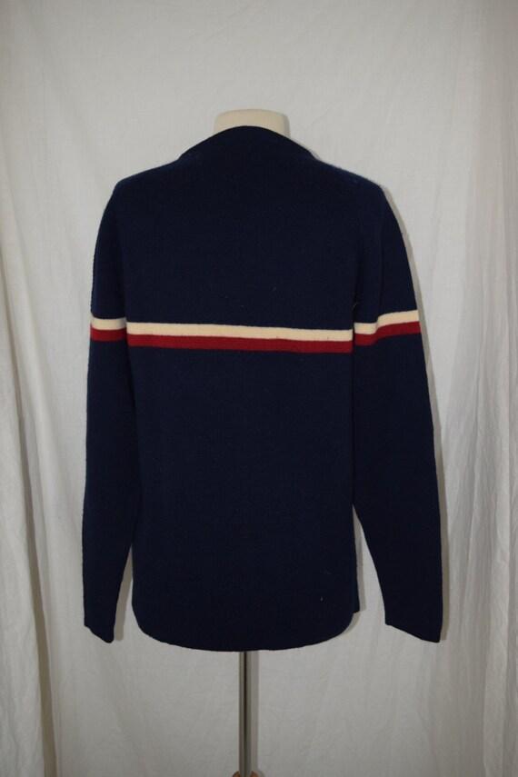 White Ski Sweater 22