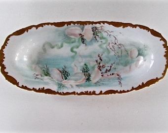TV Limoges Fish Platter