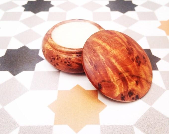 Sandalwood Solid Perfume (santalum lanceolatum) Unisex fragrance. Natural, Vegan & Alcohol free. By Natural Wisdom.