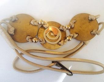Metal Belt Woven Belt, Rope Belt