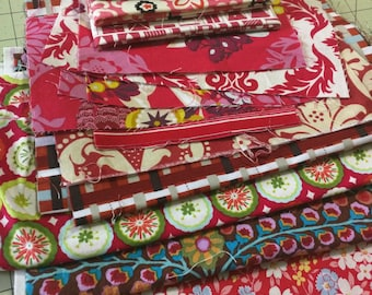 DESTASH Red Scrap Pack