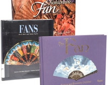 Vintage Fan Book Collection:  History, Design and Value