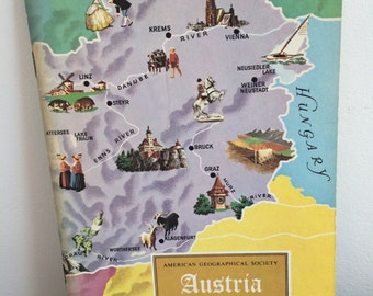 American Geographical Society Austria book