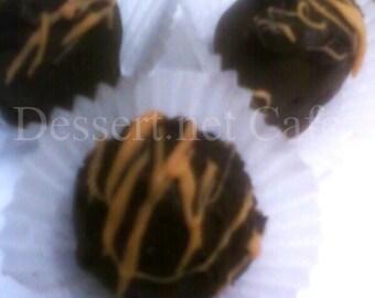 Grand Marnier Cake Balls