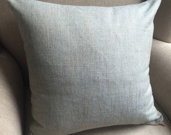 Cushion Cover/Pillow in Mokum Upholstery Fabric