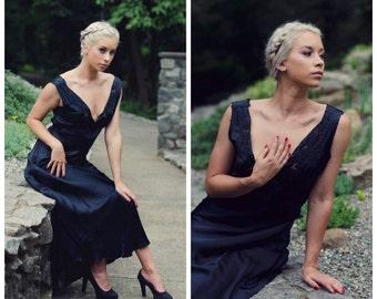 Vintage silk nightgown