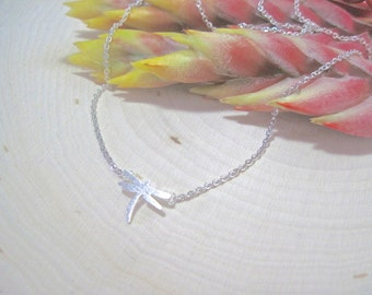 """Dragon Fly Lariat Necklace """" Mother Natures Messenger """""""