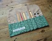 Crochet Hook Roll *New* - Various Designs